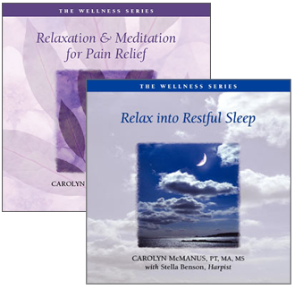Guided meditations from Carolyn McManus